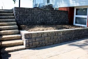 Retaining Walls Des Moines Landscaping